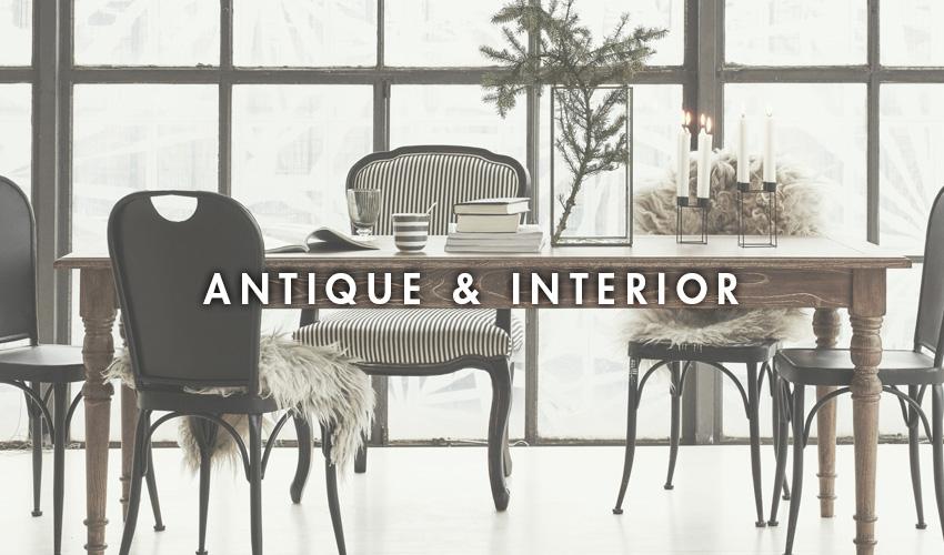 ANTIQUE & INTERIOR