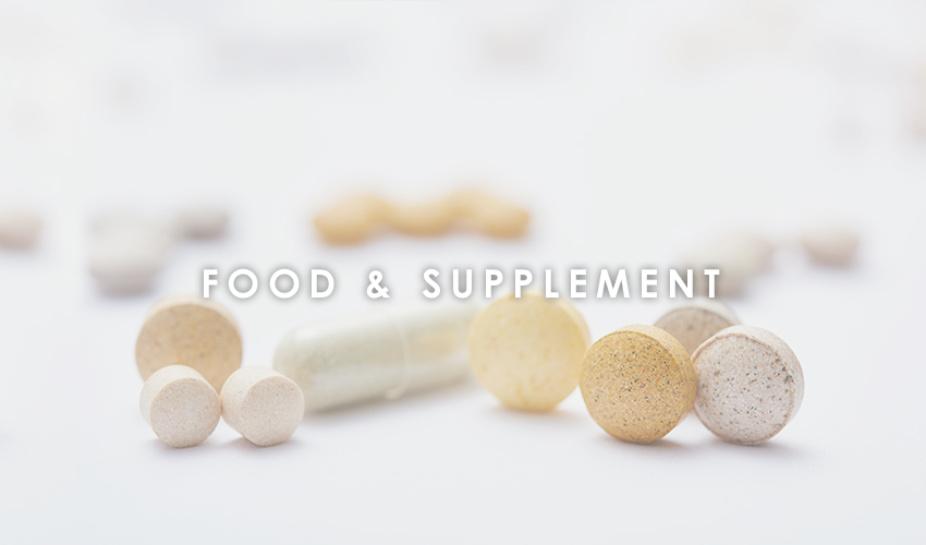 FOOD & SUPPLEMENT